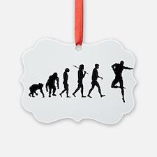 Male Dancer Ornament