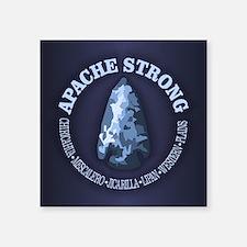 Apache Strong Sticker