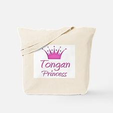 Tongan Princess Tote Bag