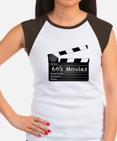 60's Movies Clapperboard T-Shirt