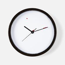 Cute Kolby Wall Clock