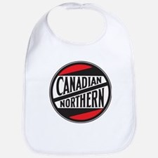 Canadian Northern Railroad logo Bib