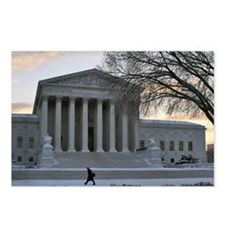 Supreme Court Walk Postcards (Package of 8)