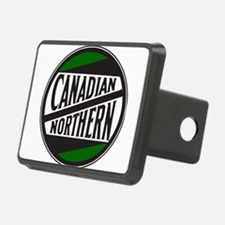 Canadian Northern Railway Hitch Cover