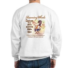 ROAMINGWHEELS Sweatshirt