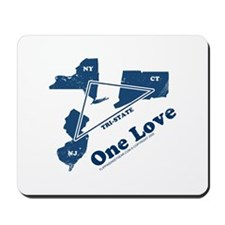 NY, NJ & CT - One Love Mousepad