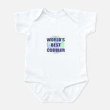 World's Best Cobbler Infant Bodysuit
