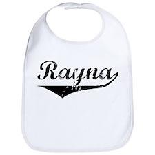 Rayna Vintage (Black) Bib