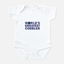 World's Greatest Cobbler Infant Bodysuit