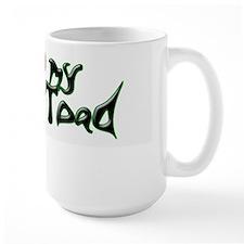 I Love My Horny Toad Mug