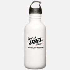 Cute Joel Water Bottle