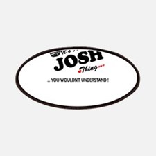 Cute Josh Patch