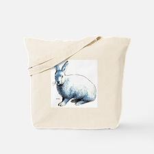 Artic Hare Tote Bag