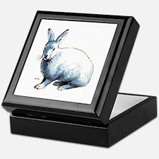 Artic Hare Keepsake Box