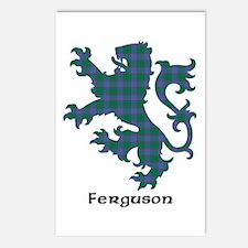 Lion - Ferguson Postcards (Package of 8)