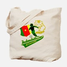 Indomitable Lions Cameroon Tote Bag