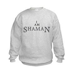 I AM SHAMAN Sweatshirt