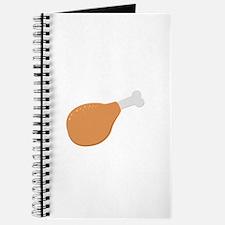 Delicious chicken leg Journal