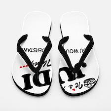 Unique Judi Flip Flops