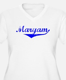 Maryam Vintage (Blue) T-Shirt