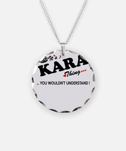 Cute Kara Necklace