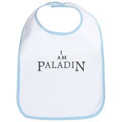 I AM PALADIN Bib