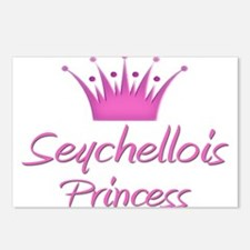 Seychellois Princess Postcards (Package of 8)