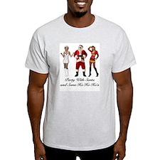 Party with Santa, T-Shirt