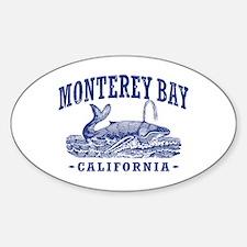 Monterey Bay Decal