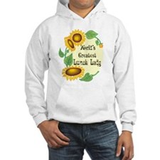 World's Greatest Lunch Lady Hoodie