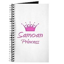 Samoan Princess Journal
