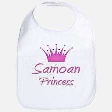 Samoan Princess Bib