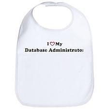 I Love My Database Administra Bib