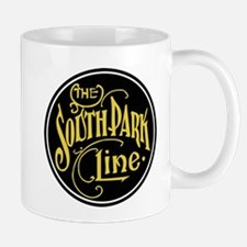 Denver South Park Line Railroad Mugs