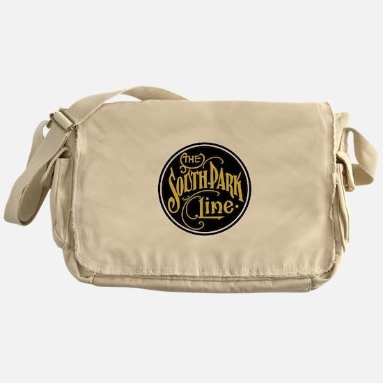 Denver South Park Line Railroad Messenger Bag