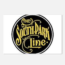 Denver South Park Line Ra Postcards (Package of 8)