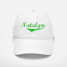 Natalya Vintage (Green) Baseball Baseball Cap
