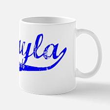 Mckayla Vintage (Blue) Mug