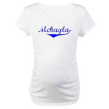 Mckayla Vintage (Blue) Shirt