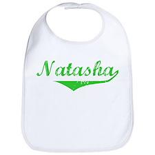 Natasha Vintage (Green) Bib