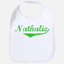 Nathalie Vintage (Green) Bib