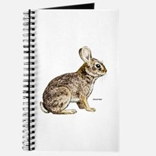 Cottontail Rabbit Journal
