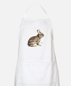 Cottontail Rabbit BBQ Apron
