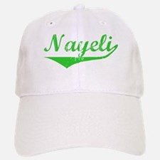 Nayeli Vintage (Green) Baseball Baseball Cap