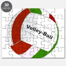 Volleyball Puzzle