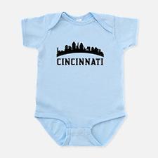 Cincinnati OH Skyline Body Suit