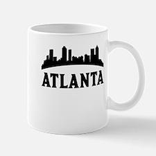 Atlanta GA Skyline Mugs
