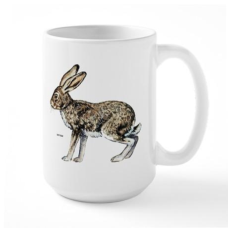 Jack Rabbit Large Mug