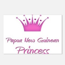 Papua New Guinean Princess Postcards (Package of 8