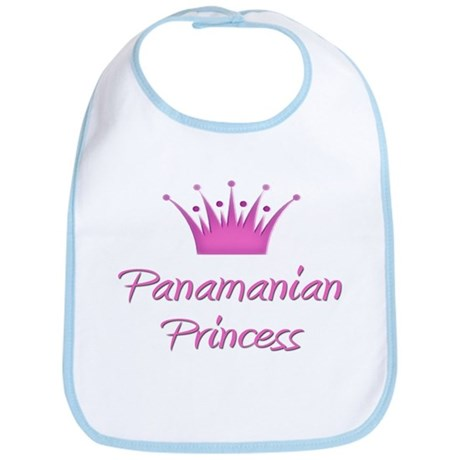 Panamanian Princess Bib